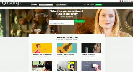 Digital Marketing This Week - Productivity - Fiverr