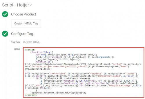 html-tag-google-tag-manager