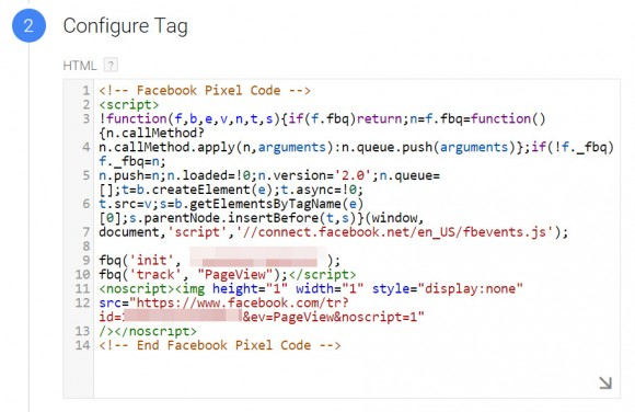 how-to-insert-pixel-code-in-google-tag-manager