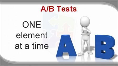 Digital Marketing This Week Ep 39 - AB Tests