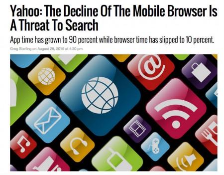 Digital Marketing This Week - Ep 47 - Yahoo