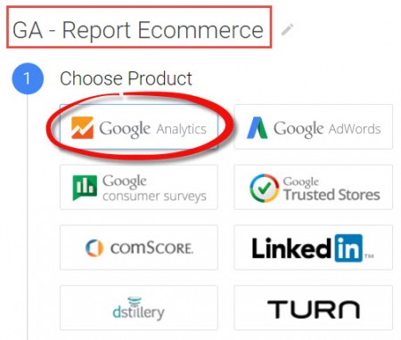 google tag manager ecommerce data layer